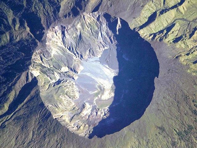 Dette er hvordan en vulkan skapte Frankensteins monster