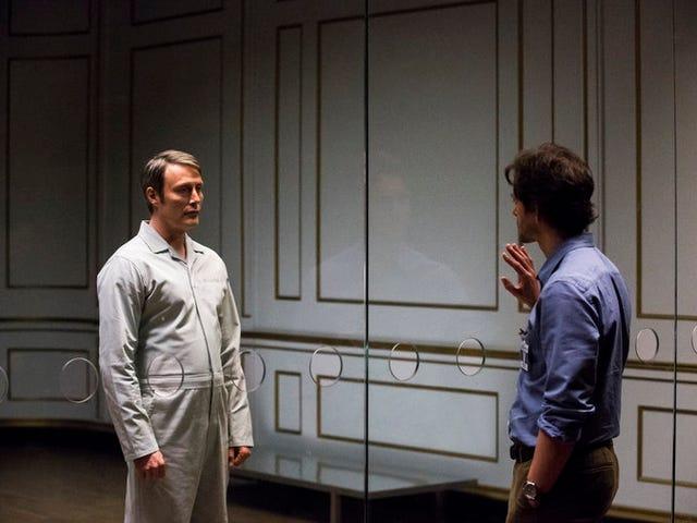 <i>Hannibal</i> ประมูลอำลาเลือดไหลอย่างน่าทึ่งซึ่งทำให้เกิดความประหลาดใจเล็กน้อย แต่ก็มีความพึงพอใจเป็นอย่างมาก