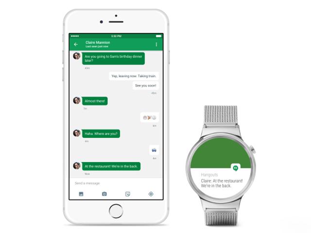 Android Wear llega a iOS, admite relojes más nuevos, funciona en algunos más antiguos