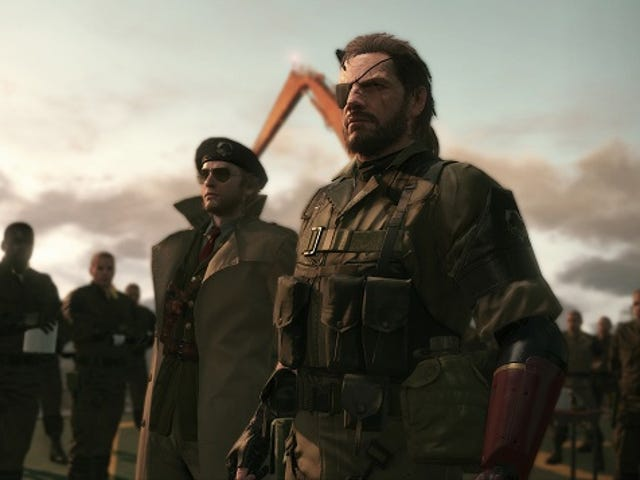 Jeg har spilt 30 timer med Metal Gear Solid V: The Phantom Pain og det er Friggin 'Great