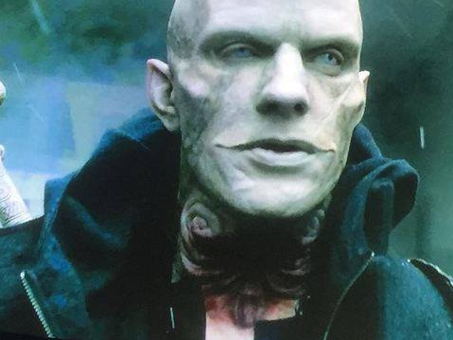 The Strain Introduces the Show's Biggest Badass and Then Instantly Takes Him Away