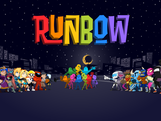 [It's Over] Watch Me Play Runbow With The Guys Who Created It!