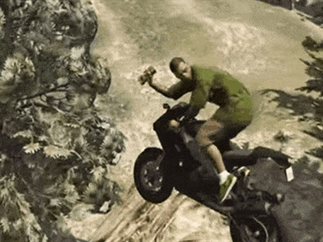 <i>GTA V</i> Player Dodges The Law With Sick Sticky Bomb Stunts
