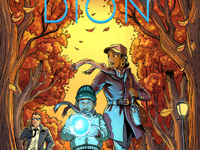 Stop everything and watch this. Then buy the comic and demand a series.