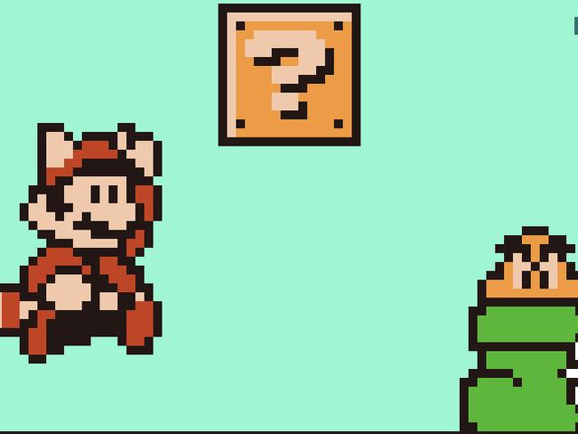 <i>Super Mario Maker</i> मैनुअल हेल्पफुल लाइफ एडवाइस, टू भी देता है