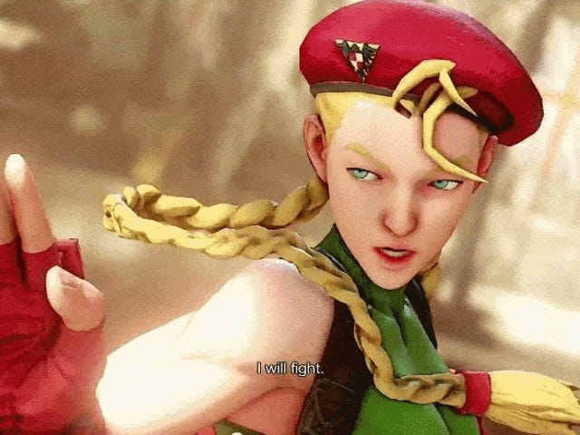 Après les plaintes, Cammy de <i>Street Fighter</i> est un peu différent