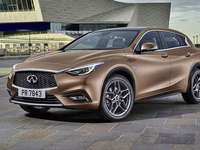Infiniti Q30: This Is It
