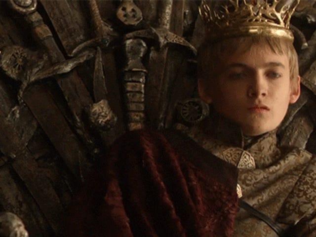 Веселе відео робить неможливим і перетворює Джоффрі в героя <i>Game of Thrones</i>