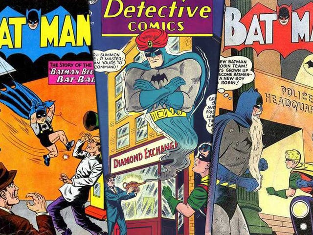 Ten Batman Stories the New Batman Movie WON'T Be Based On