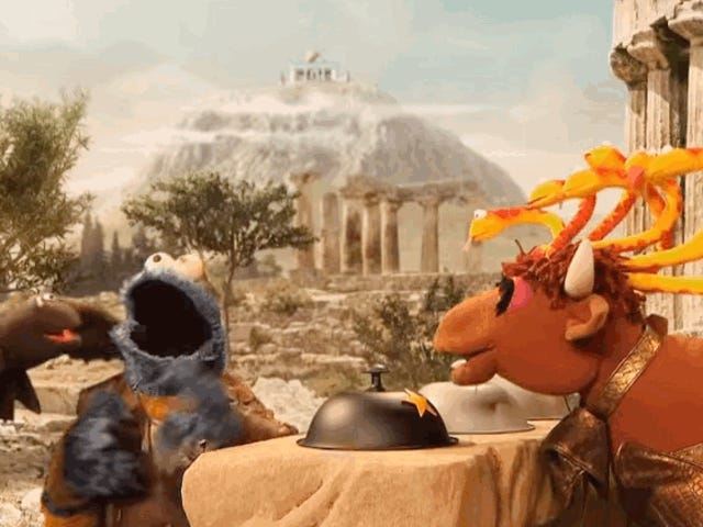 Sesame Street's Version of Clash of the Titans is Vastly Superior to the Film