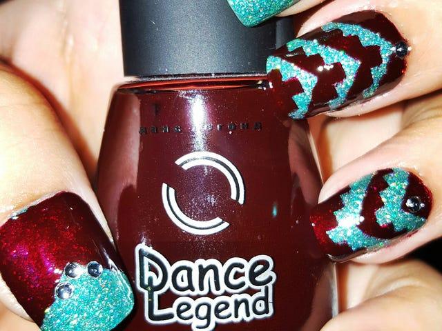 It's my nail blogiversary!