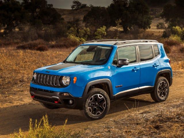 Jeep Renegade: Ultimate ostajan opas