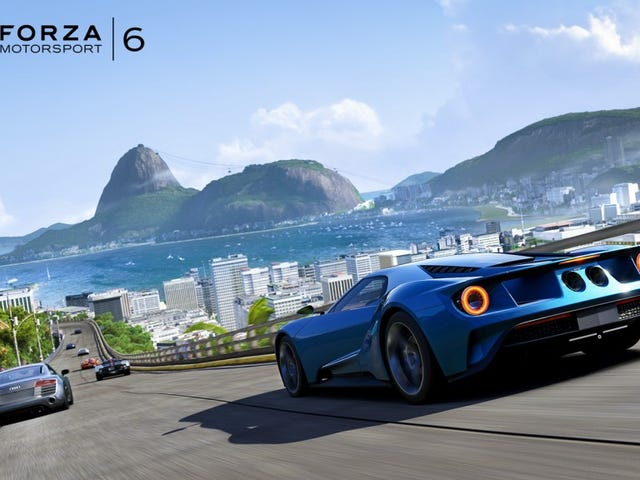 Forza 6 thoughts