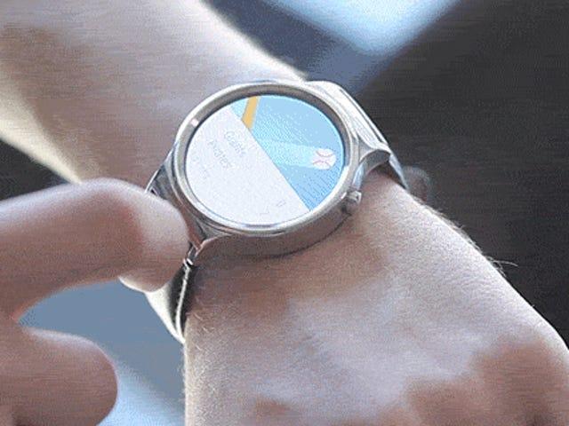 O relógio Huawei é de luxo, mas um pouco volumoso