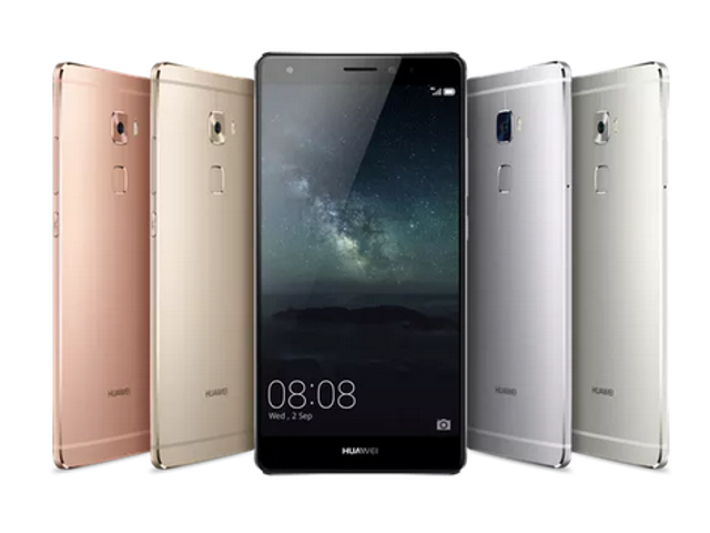 Huawei Mate S, смартфон, который выпускает Force Touch до Apple