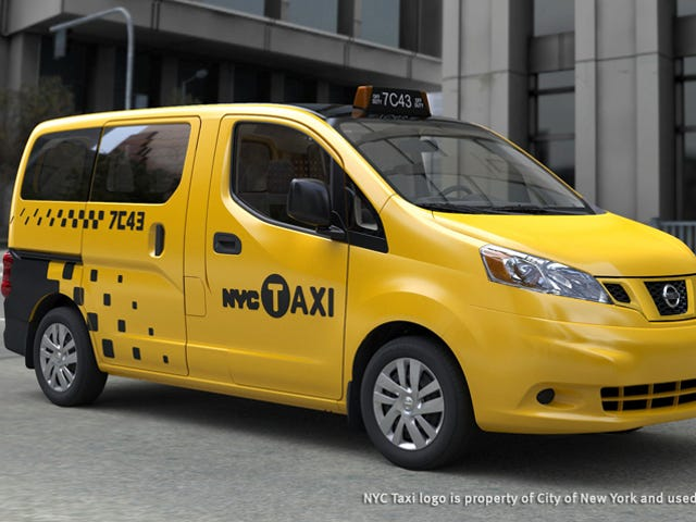 "The ""Taxi of Tomorrow"" Is Finally the Official Cab for New York City"