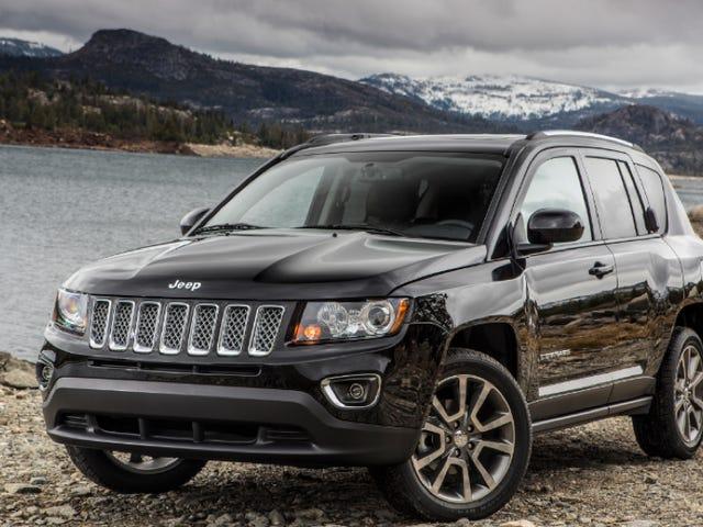 Jeep Compass: Jalopnik Kullanıcı Kılavuzu