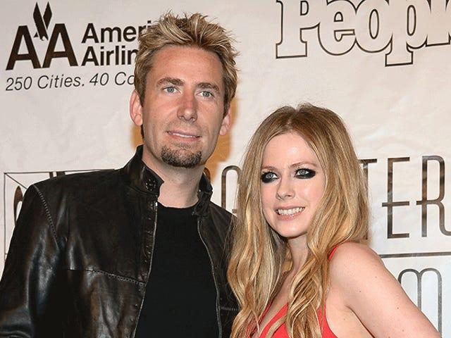 Avril Lavigne і Chad Kroeger закінчилися, але великі заголовки тільки почалися