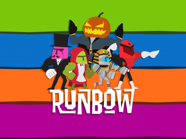 [IT'S OVER] Watch me play Runbow (again) with the creators, and a bunch of strangers!