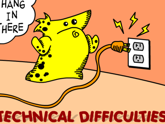 The Graveyard Shift – Technical Difficulties