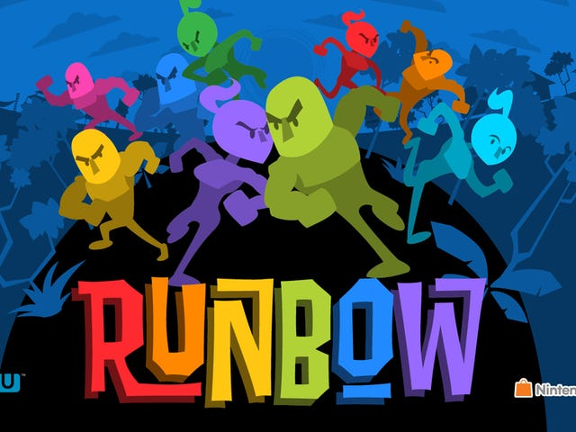 TAY Game Night: Runbow TONIGHT 8 pm ET
