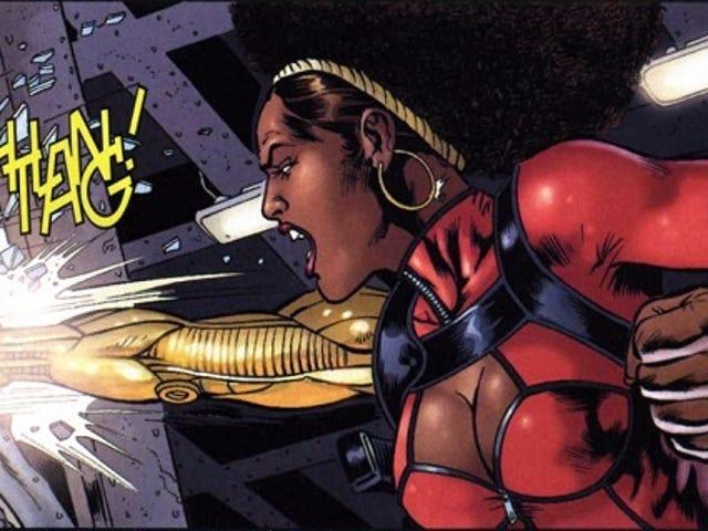Marvel's Luke Cage Misty Knight (อาจจะ?)