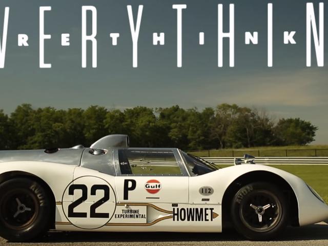 Tämä upea turbiinin kilpailija on '60 henkinen rocking Ford Cortina takavalot