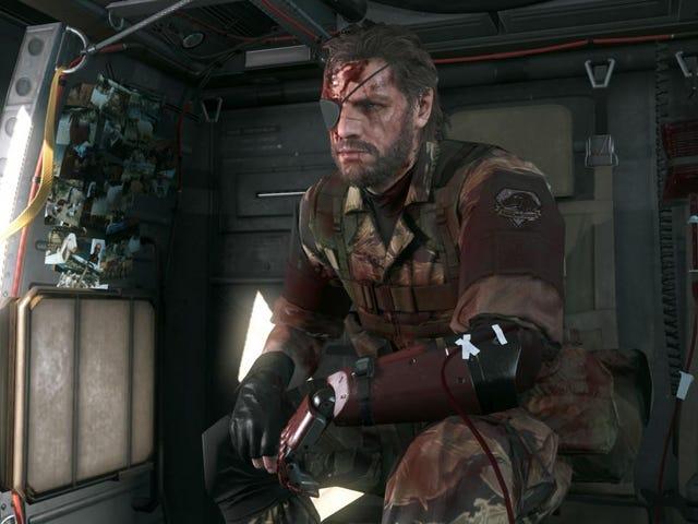 5 प्रफुल्लित करने वाला <i>Metal Gear Solid V</i> हेलीकाप्टर गीत