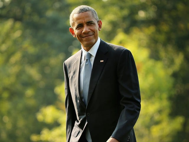 Obama Left a Cute Comment on a Photo from Humans of New York