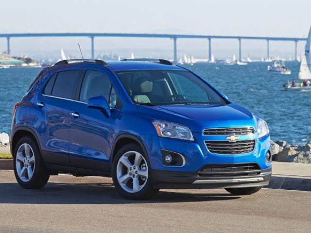 Chevrolet Trax: Jalopnik's Buyer's Guide