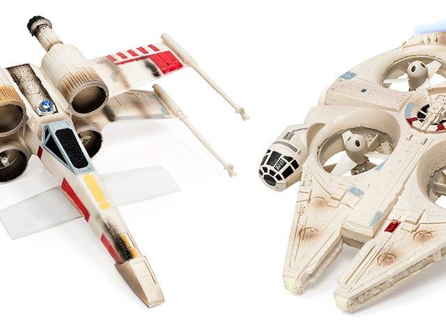 Du kan endelig Pilot din egen Flying Millennium Falcon og X-Wing