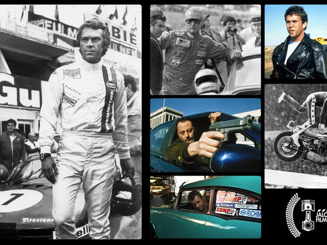 The Jalopnik Film Festival Will Be Earth's Greatest Car-Film Event Ever