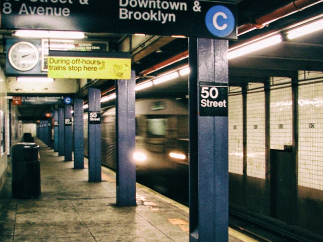 Tomaría hasta 2067 reparar todas las estaciones de metro de la ciudad de Nueva York