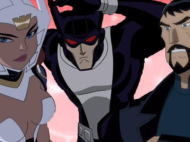 Justice League: Gods and Monsters. Anyone else seen it?