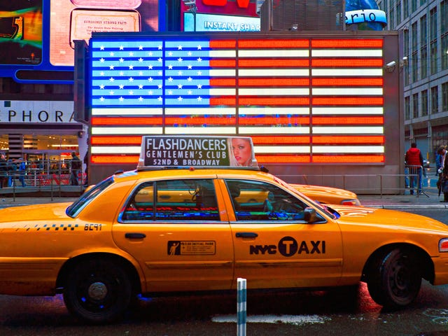 The NYC Taxi Industry Finally Has an App, Only Four Years Too Late
