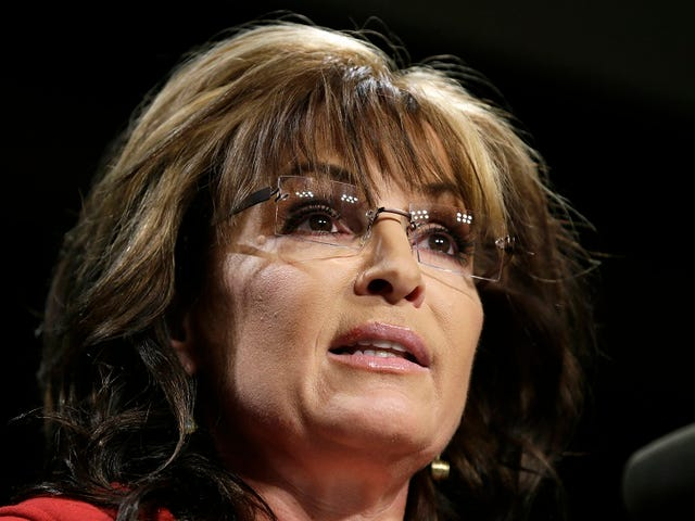 Sarah Palin Just Wants Everyone to Speak 'American'