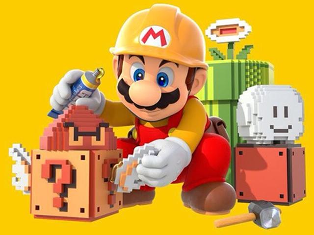 सबसे हास्यास्पद <i>Mario Maker</i> मूल रूप से खुद को खेलते हैं