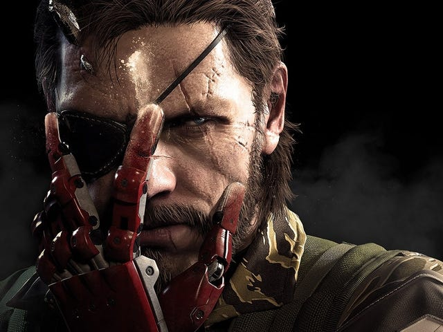Check Metal Gear Solid V On Your Birthday For A Cool Surprise