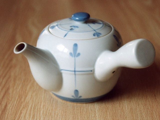 Tuesday Teapots