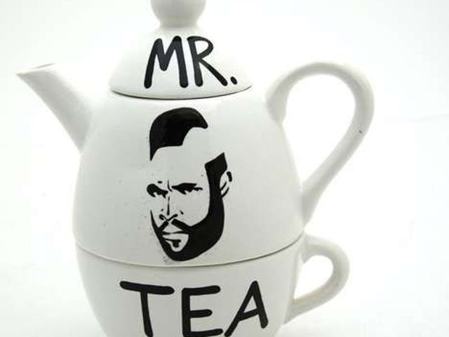 I pi-tea the fool. Tuesday Teapots!