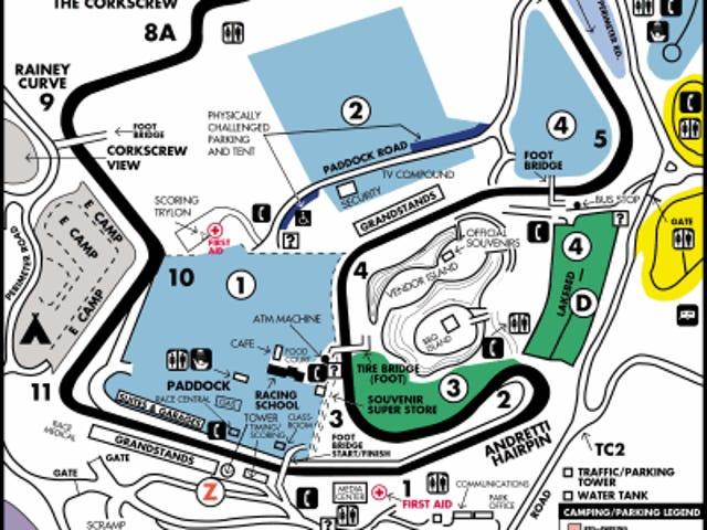 Question of the Night: Als je een kopie van je eigen racebaan zou kunnen hebben, wat zou dat dan zijn?