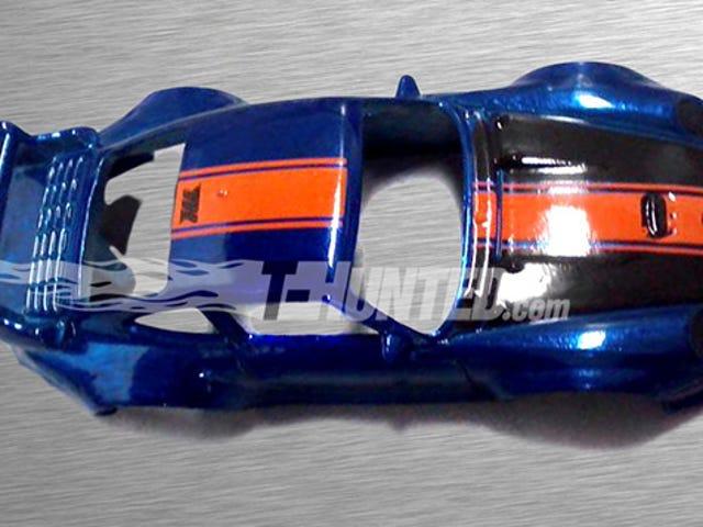 Porsche 993 GT2 $ uper 7reasure | = | unt: Esta es la carcasa del cuerpo