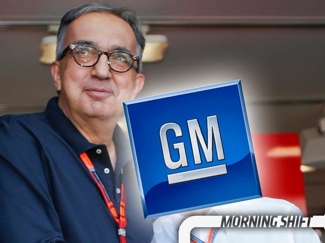 Varför vill inte General Motors Hook Up med Fiat Chrysler?