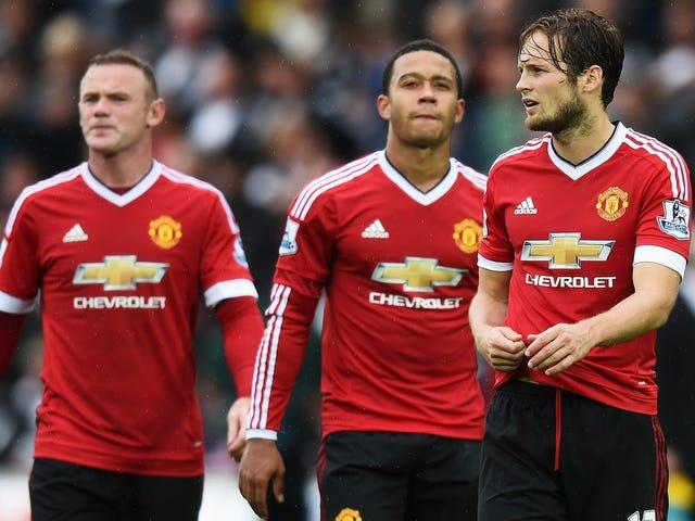 Manchester United vet ikke hvem de er