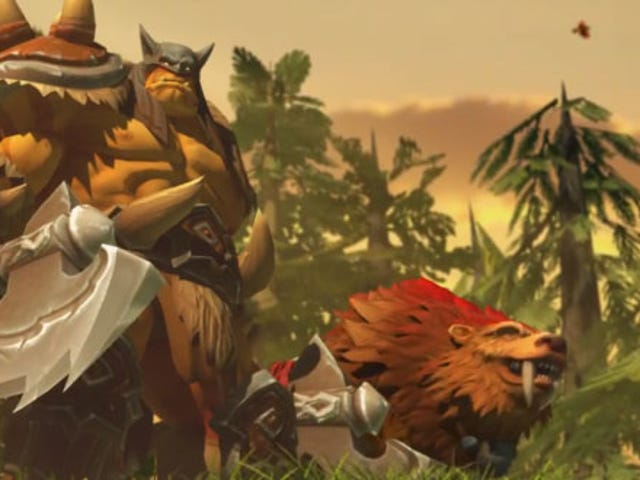 Watch Me Test Out Rexxar, Heroes of The Storm's Newest Character
