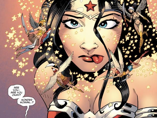 Wonder Woman Can't SaveDC Comics' Most Disgusting Superhero Team
