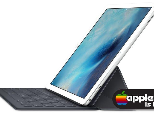 Nowa inteligentna klawiatura Apple zmienia iPada Pro w klon powierzchniowy