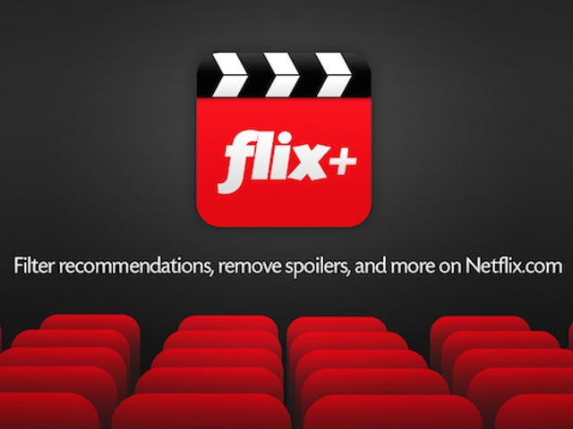 Flix Plus: Hide Spoilers, Show Ratings, and More in Netflix