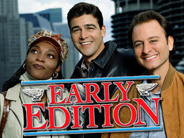 TBT: Binge-watching an old show - Early Edition