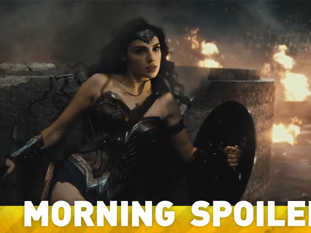 The Wonder Woman Movie Could Send Diana Back to World War I